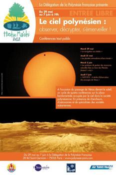 Le festival Hotu ma'ohi 2012