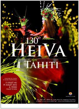 Heiva i Tahiti 2012 - 130eme édition