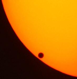 Le transit de Vénus
